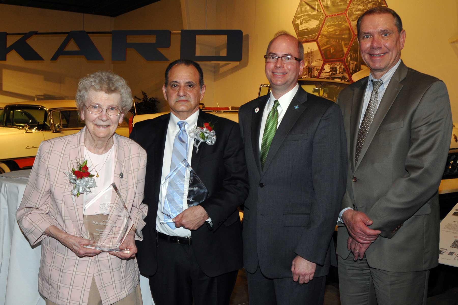 "Mercy Health Foundation - Mahoning Valley honors ""Valley Heroes"" who have impacted healthcare and outcomes in the community"