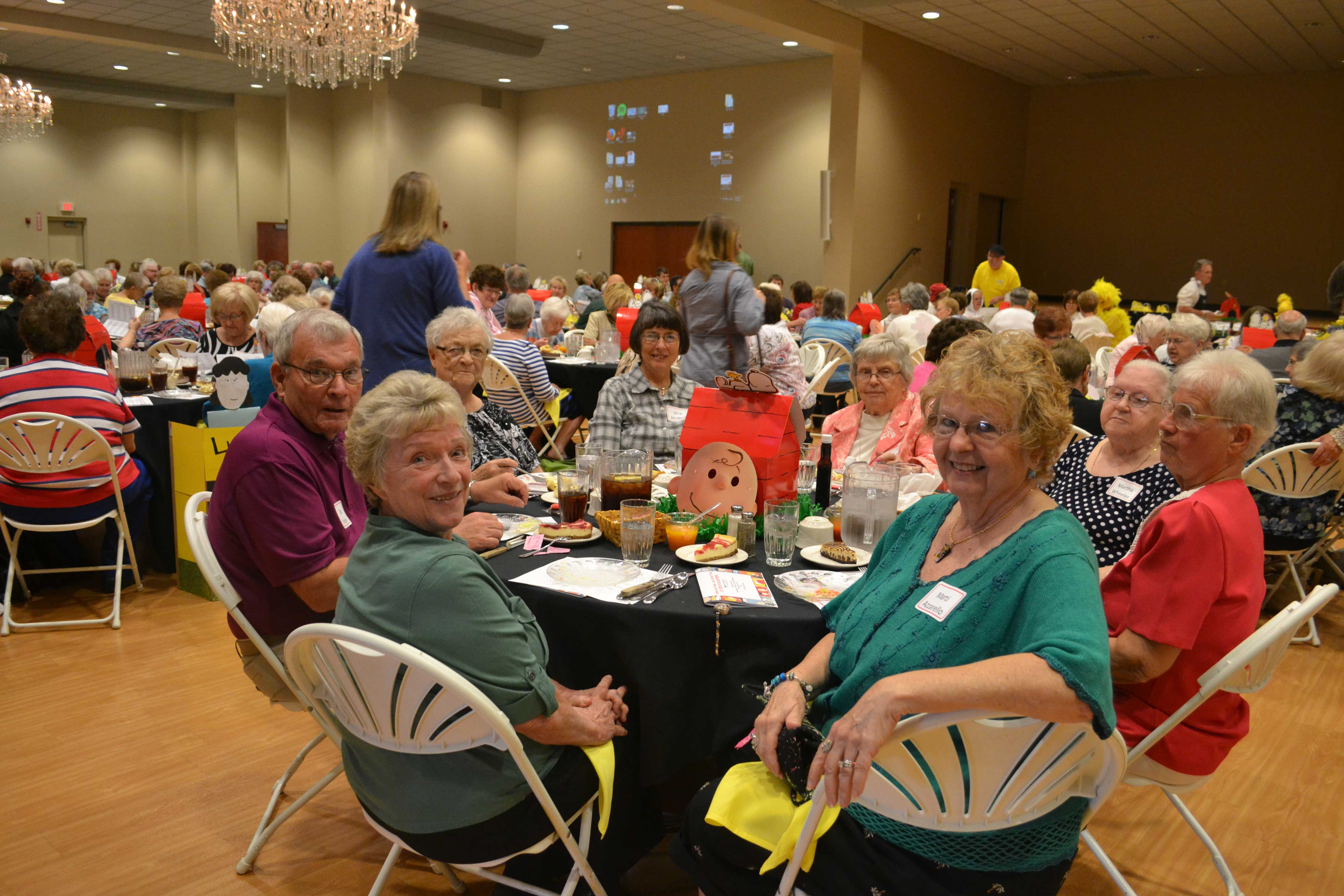 St. Rita's Volunteers to Present $227,000 Check to Medical Center During Annual Appreciation Luncheon