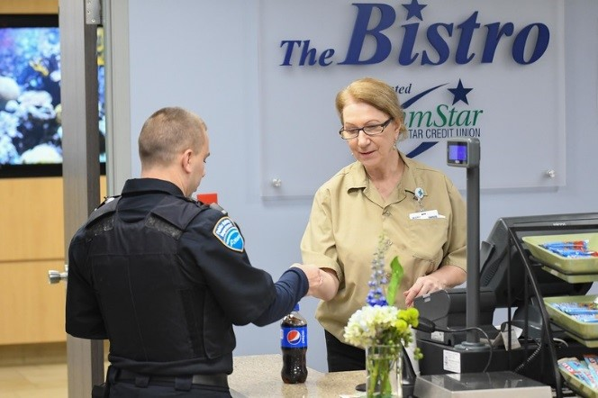 Mercy unveils new CommStar Bistro