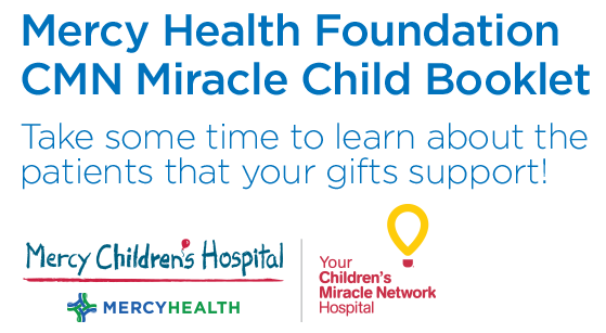 Miracle Child Booklet