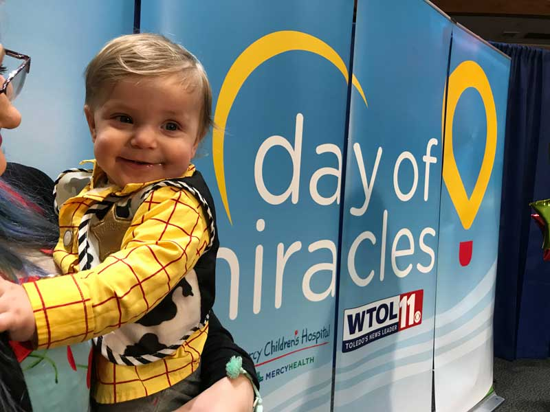 2019 Mercy Day of Miracles