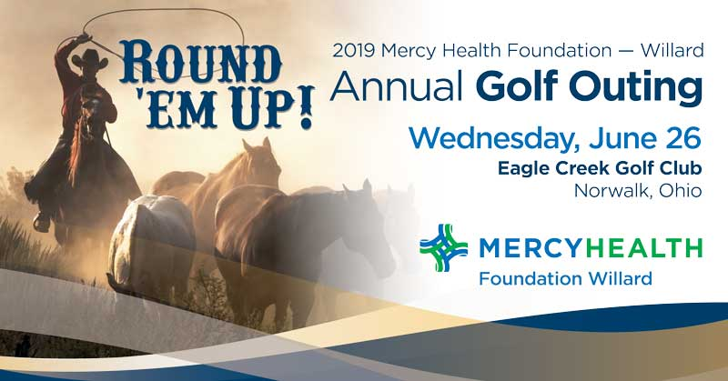 Mercy Health Foundation - Willard Golf Outing