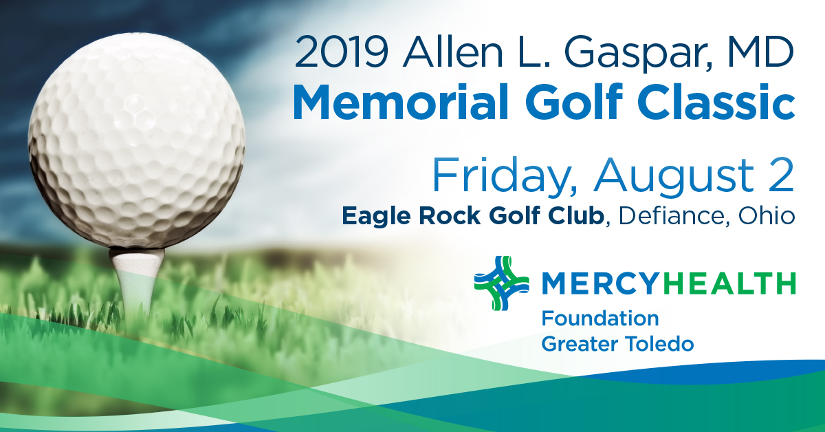 2019 Allen L. Gaspar, MD Memorial Golf Classic