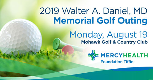 Walter A. Daniel Memorial Golf Outing
