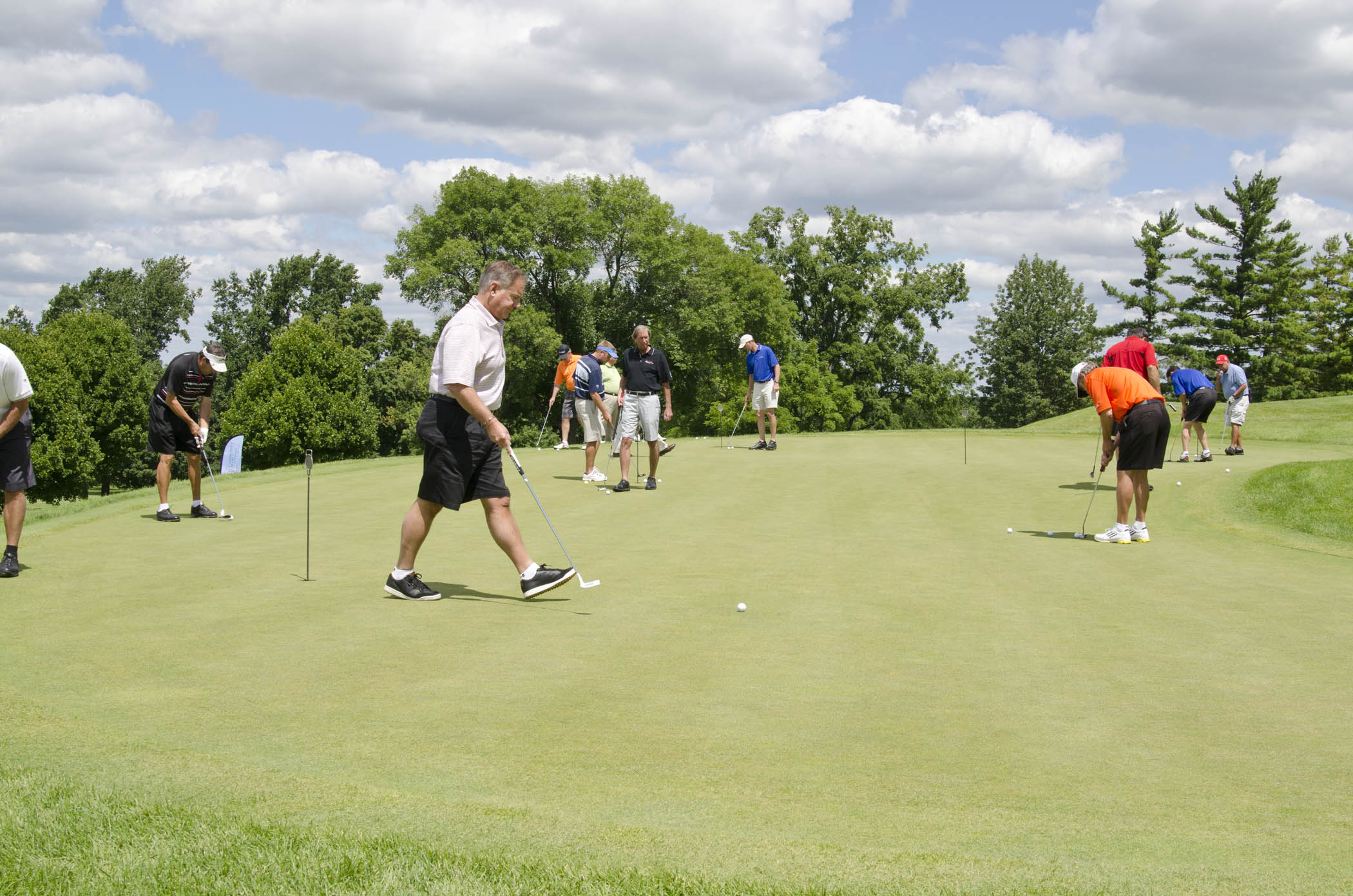 Mercy Health - Fairfield Hospital Auxiliary's 39th Annual Mercy Golf Classic